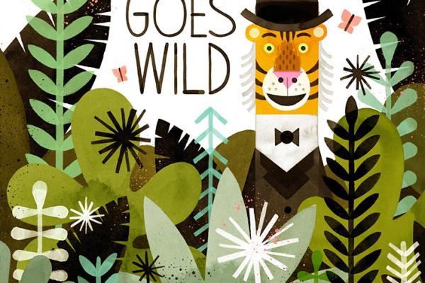 Mr. Tiger Goes WIld | Cool Mom Picks