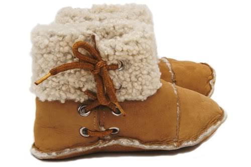 It's baby toe warming season again.