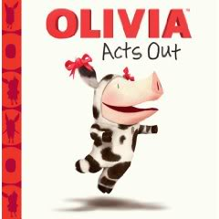 Olivia – the book becomes a show becomes a book