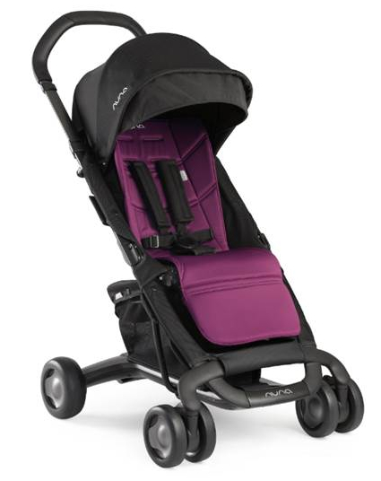 Go Dutch with this dashing (and affordable) stroller from Nuna