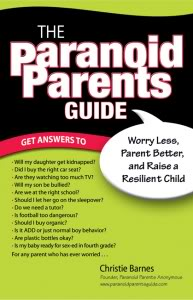 The Paranoid Parents Guide – Perfect beach reading for those of us afraid of shark attacks