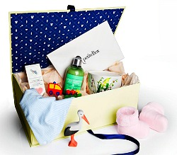 Petite Box – Also known as, how to make a new mom smile