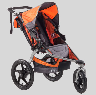 BOB Strollers – rolling out the Revolution SE for 2011