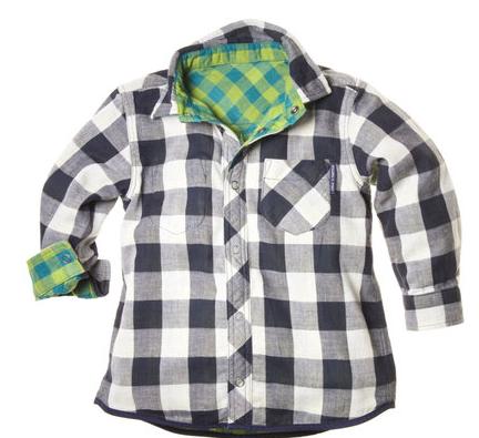 Lumberjack shirt 2.0