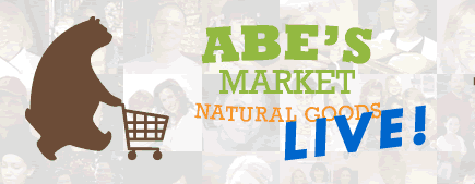 Abe's Market goes QVC, only not QVC. More like your laptop.
