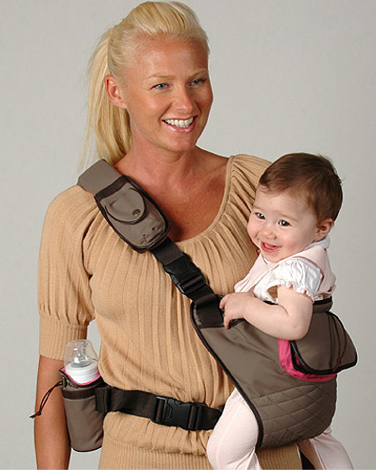 The Mercedes of Child Carriers