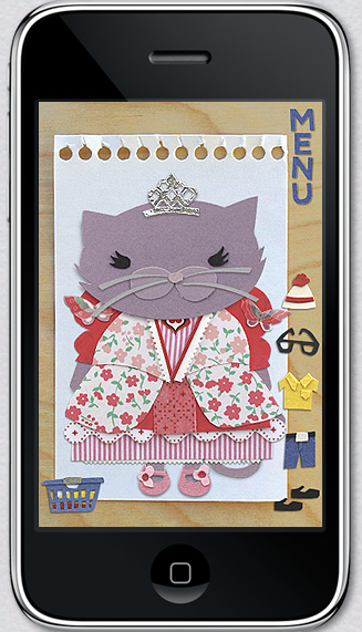 Paper Dolls: There's an app for that
