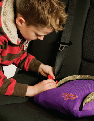 Bubble Bum: The portable booster seat that may be my favorite new thing ever