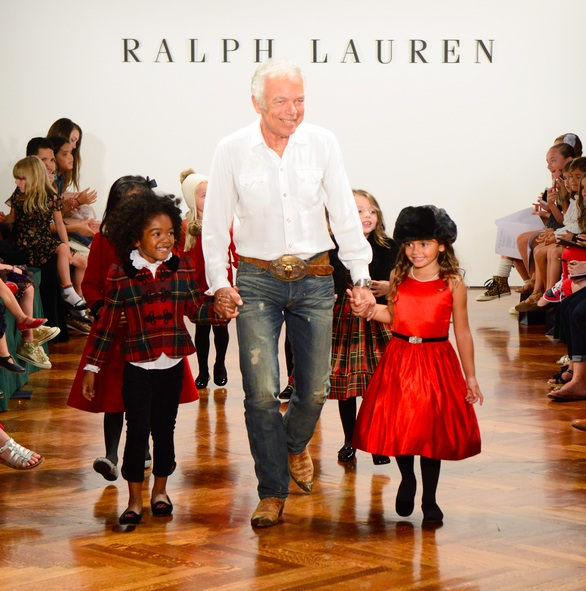 Ralph Lauren Girls fall and holiday collection: gorgeous stuff