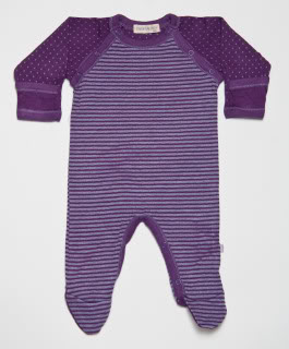 Gorgeous baby clothes that are neither baby pink or baby blue