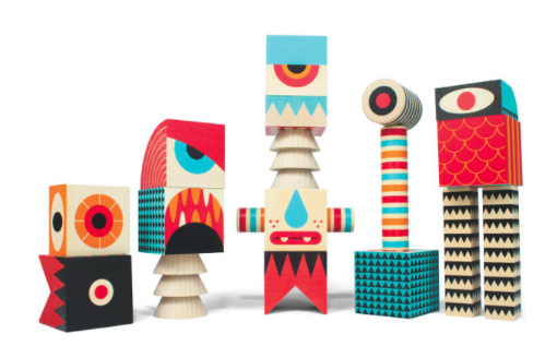 Monster blocks | Cool Mom Picks