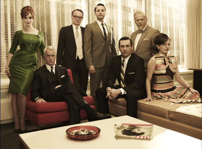 Mad Men is back! And so is Mad Men style