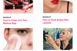 Fashion and beauty fans – have we got the new site for you.