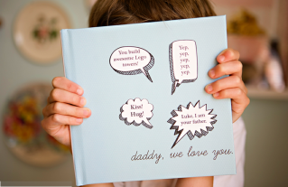 A DIY Father's Day gift, no crafty genes required
