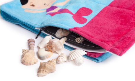 Reinventing the beach towel