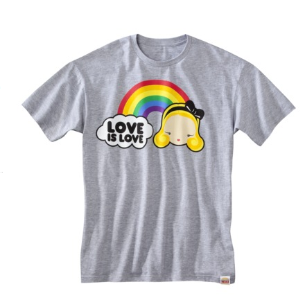 Target and Gwen Stefani launch Pride shirts to support kids and families. (And we're proud of them!)