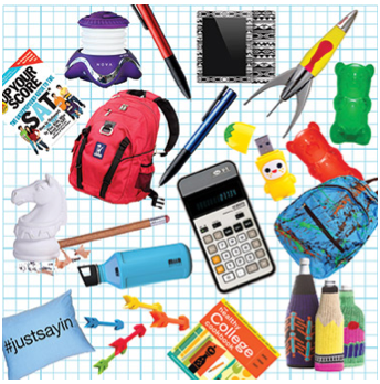 One more fun reason to visit the Fab Back to School pop-up shop right now
