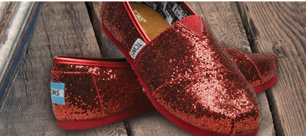 The coolest metallic and glitter shoes for back to school