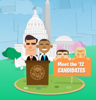 Politics for kids: the Democracy Project gets kids involved in the election, no mudslinging allowed