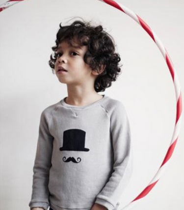 Rounding up the best mustaches for kids in honor of Movember