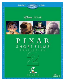 Pixar's animated shorts collections will make your little movie lovers smile