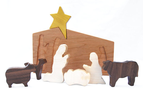Modern Nativity Scenes You Won T Mind The Children