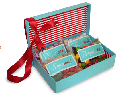 Sugar Wish: a last-minute gift that's super sweet