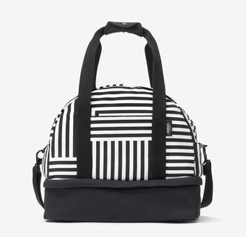 Black and white stripes for spring: loving this trend!