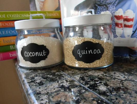 3 cute label ideas make kitchen organization fun — really!