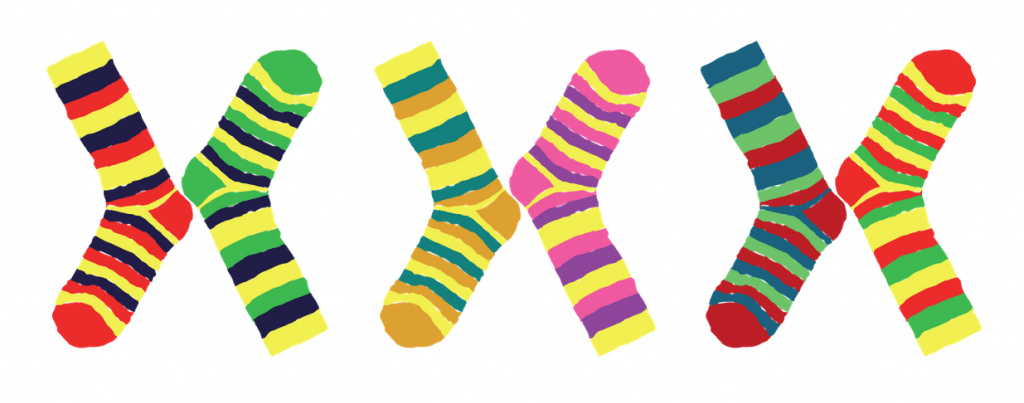 Celebrate World Down Syndrome Day on March 21 with Lots of Socks