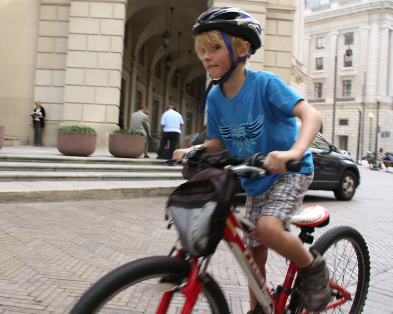 Bike and Roll: Explore Washington DC with the family on wheels