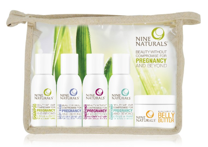 Nine Naturals: Because once you go all natural while pregnant, it's hard to go back to crappy shampoo