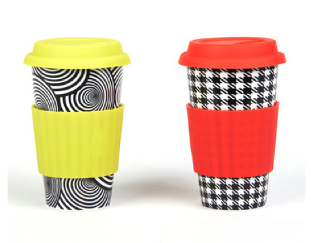 The reusable coffee cup that's cooler than those other ones