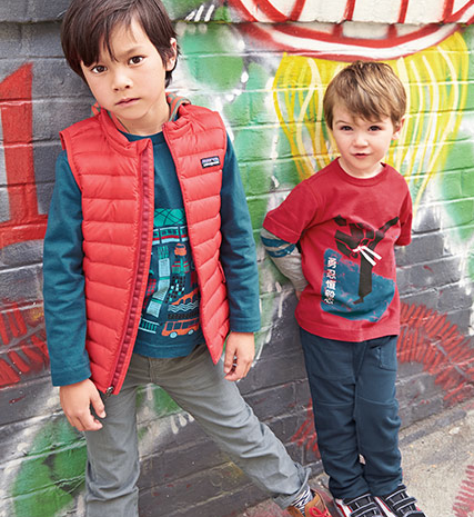 Dragon-proof pants for boys? We'll be the judge of that.