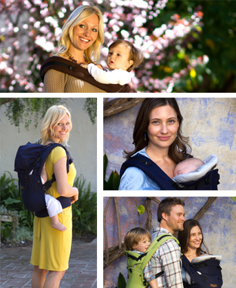 The 5 best slings and baby carriers in honor of National Babywearing Week. (Though for us, every week is babywearing week.)