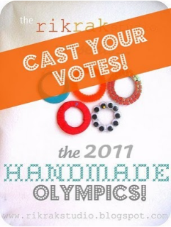 The Handmade Olympics – Let the voting begin!