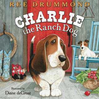 The Pioneer Woman turns from cookbooks to children's books – Charlie the Ranch Dog is here.