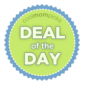 Facebook Fans – Introducing the Cool Mom Picks Deal of the Day!