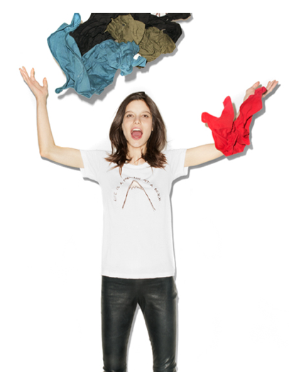 Are you t-shirt obsessed and time-starved? Join the club.