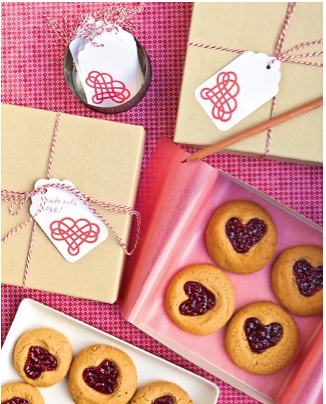 Last minute Valentine's Day ideas. As in, super last minute.