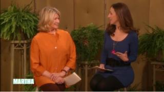 It's Cool Mom Picks on The Martha Stewart Show!