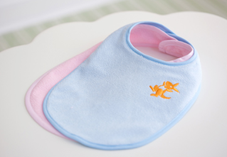 Is there anything new in the world of baby bibs? Shockingly, yes.