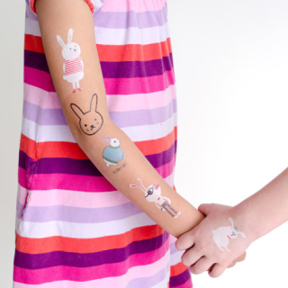 More Easter tattoos, fewer cheap chocolate eggs