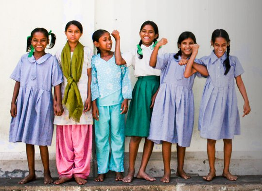 Get involved: October 11 is the International Day of the Girl