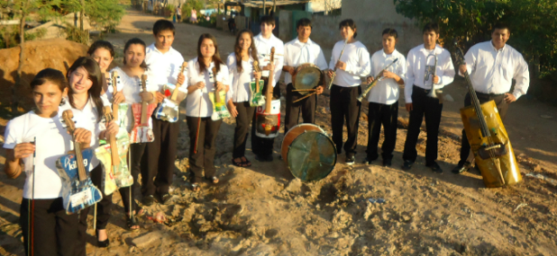 Landfill Harmonic: Turning trash into beautiful music