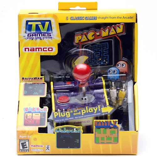 Pick Your Man a PacMan