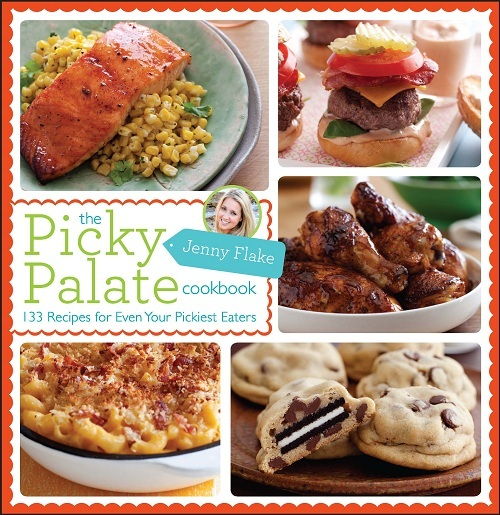 Take on picky eaters this season with The Picky Palate cookbook