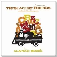Alastair Moock bring American folk music to friends of all sizes