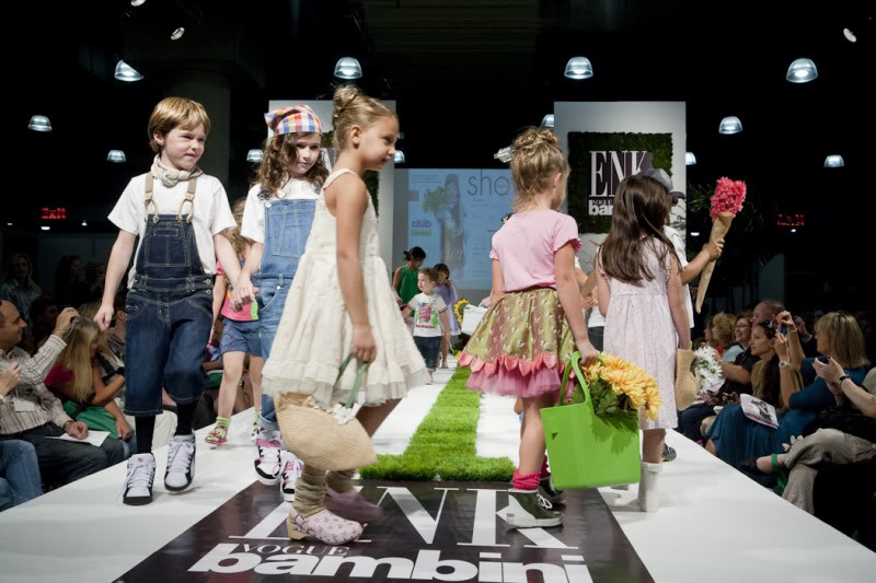 Vogue Bambini gets me excited for spring