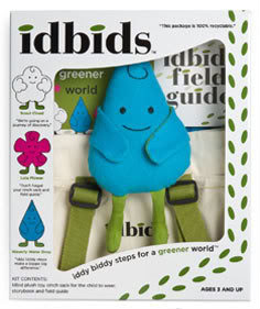 idbids: Eco Toys With a Purpose. Well, Beyond Just Saving the Earth.